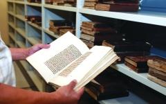الصورة: الصورة: دار المخطوطات في الشارقة.. ذاكرة تحفظ مآثر الحضارة الإسلامية