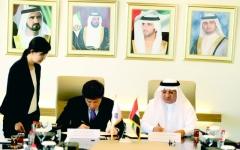 الصورة: شراكة مثمرة بين «صحة دبي» و«معهد كوريا الجنوبية»