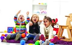 الصورة: لعب الأطفال يقلل الإصابة بأمراض القلب والسكر