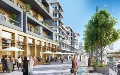 الصورة: مساحات البناء في مشاريع «عزيزي» أكبر من موناكو 21 مرة
