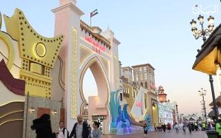 الصورة: الإمارات.. تراث ينبض بالحياة في القرية العالمية