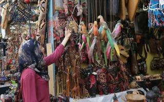 الصورة: الحرف اليدوية.. تراث الأوطان يزين القرية العالمية