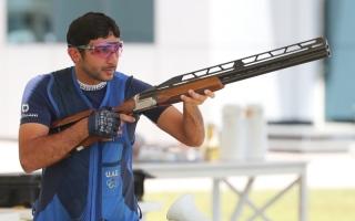 الصورة: جمعة بن دلموك:  الحلم الأولمبي لن يتحقق من دون تفرّغ