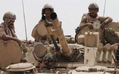 الصورة: الجيش اليمني على مشارف الراهدة بتعز