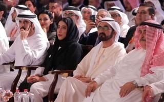 الصورة: من دبي.. رسائل إعلامية لمواجهة التحولات العالمية