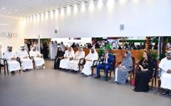 الصورة: محمد بن راشد يلتقي مجلس إدارة جائزة الصحافة العربية ويثني على جهود أعضائه