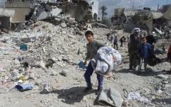 الصورة: الفلسطيني فرّاج.. 16 عاماً يبحث عن عائلته!!