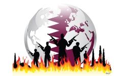 الصورة: نجاحات ولي العهد السعودي تثير ذعر مرتزقة قطر