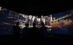 الصورة: متحف دبي الجديد يتشكل ليكون أعجوبة معمارية