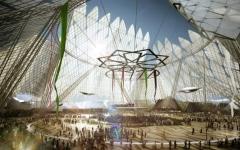 الصورة: 156 مليار درهم مشاريع مرتبطة بإكسبو دبي