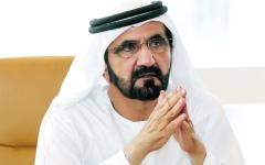 الصورة: محمد بن راشد ومحمد بن زايد: خير الإمارات للإنسانية جمعاء ورسالة محبة للعالم