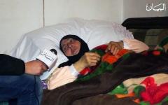الصورة: أم فايز.. سورية تساوت عندها الحياة والموت