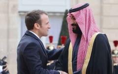 الصورة: اتفاق سعودي فرنسي على ردع أنشطة إيران بالمنطقة