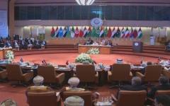 الصورة: الجبير: لا سلام مع استمرار التدخل الإيراني في المنطقة
