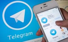 الصورة: حجب تلغرام في روسيا إلى حين تقديمه مفاتيح التشفير