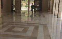 الصورة: بالفيديو.. ماذا فعل الأسد بعد الضربات الأميركية ؟