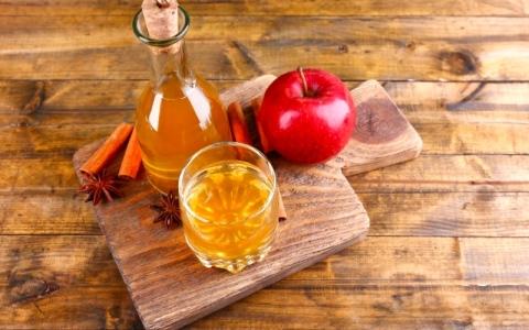 الصورة: خل التفاح يحارب بكتيريا الأمعاء الضارة