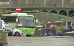 الصورة: بالفيديو.. باريس تفتتح أول خط للحافلات الكهربائية في العالم