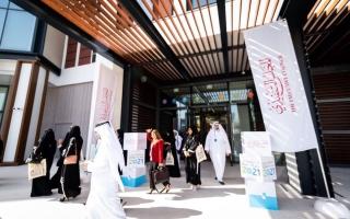 """الصورة: """"مختبرات الإبداع"""" دبي تصنع السعادة المستدامة"""