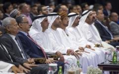 الصورة: سيف بن زايد يفتتح سيملس الشرق الأوسط في دبي