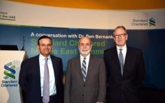 الصورة: «ستاندرد تشارترد» يستعرض الآفاق الاقتصادية في «قمة الشرق الأوسط»