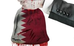 الصورة: «عصابة الحمدين» بدّدت أموال القطريين لتخريب المنطقة