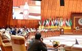 الصورة: القادة العرب يواجهون التدخل الإيراني بقرارات «الحزم»