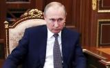 الصورة: بوتين: إذا ضرب الغرب سوريا مجددا ستكون فوضى عالمية