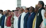 """الصورة: صور من  فعاليات ختام تمرين """"درع الخليج المشترك 1"""""""