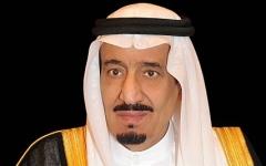 الصورة: الملك سلمان: استضافة مناورة درع الخليج تأكيد لقدرتنا على العمل ضمن تحالف منسق