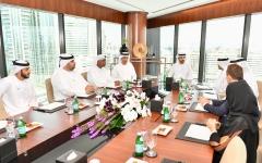 الصورة: حمدان بن محمد يوجّه باعتماد الابتكار في مبادرات تعزيز تنافسية دبي