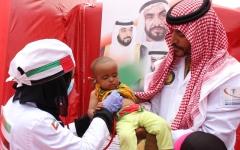 الصورة: الصومال..  يد الإمارات تبني وقطر تمزّق