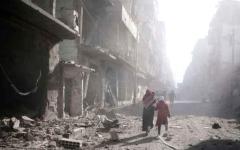 الصورة: فرنسا: الأدلة اختفت على الأرجح من موقع هجوم دوما