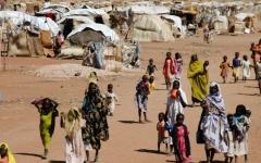 الصورة: أزمة دارفور تبحث عن «شفرة» الحل في برلين
