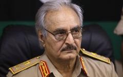 الصورة: مصادر لـ« البيان »: حفتر يتابع بنفسه خطة اقتحام درنة