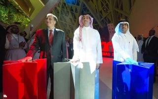 الصورة: السعودية تفتتح أول دار عرض سينمائي منذ 35 عاماً