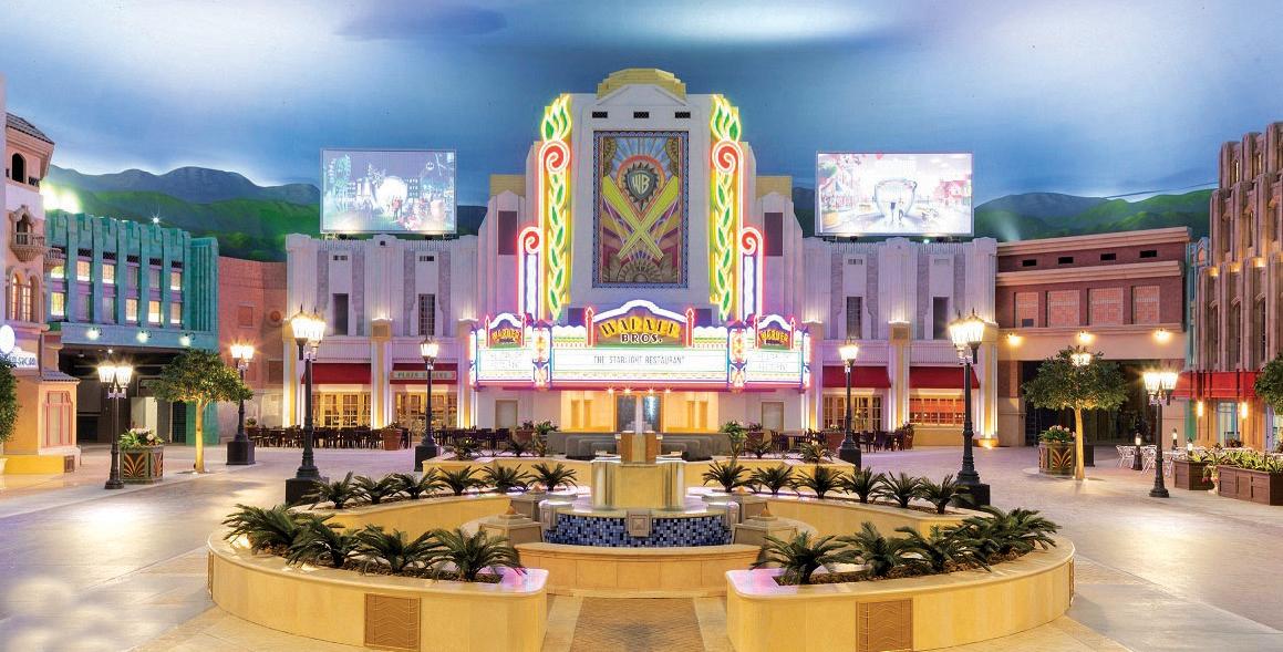 افتتاح «عالم وارنر براذرز» في أبوظبي 25 يوليو - الاقتصادي ...