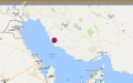الصورة: زلزال بقوة 5.7 يضرب إيران ولا تأثير على الدولة