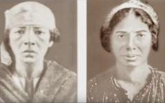 الصورة: فيديو يكشف حقيقة براءة ريا وسكينة أشهر سفاحتين في تاريخ مصر