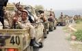 الصورة: المقاومة الوطنية اليمنية تبدأ عملية عسكرية واسعة بالساحل الغربي