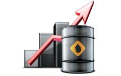 الصورة: النفط يرتفع قرب 75 دولاراً  إلى أعلى مستوى منذ أواخر 2014