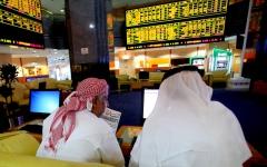 الصورة: تباين أسواق الأسهم والسيولة تعاود الهبوط دون 300 مليون