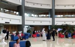 الصورة: محاضرات ببرامج الدراسات العليا في السوربون أبوظبي