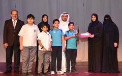 الصورة: راشد الشرقي: المسرح المدرسي عنصر مهم في الحراك الثقافي