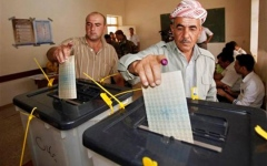 الصورة: غضبة الشارع تقلّص حظوظ الأحزاب الكردية في الانتخابات