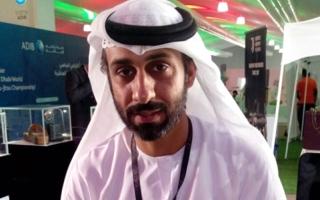 يوسف الكعبي: نفخر بأن نكون جزءاً من البطولة العالمية