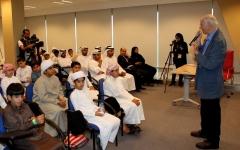 الصورة: بروفيسور أميركي: الإمارات تهتم بصحة أبنائها