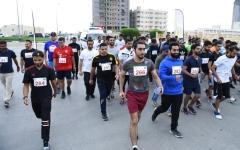 الصورة: العمليات الشرطية بطل «المشي» بفعاليات عام زايد في رأس الخيمة