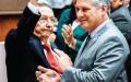 الصورة: رئيس جديد لكوبا يُنهي عهد كاسترو