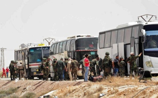 غارات عراقية على «داعش» في سوريا